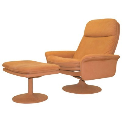 Arm chair from the seventies by unknown designer for De Sede