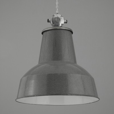 XL Eastern Bloc industrial lighting, 1950s