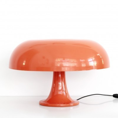 2 Nesso desk lamps from the seventies by Giancarlo Mattioli for Artemide