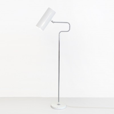 Asea floor lamp by Bergboms, 1950s