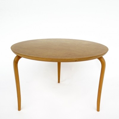 Annika coffee table from the sixties by Bruno Mathsson for Dux