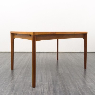 Dining table by Henning Kjernulf for Vejle Stolefabrik, 1960s