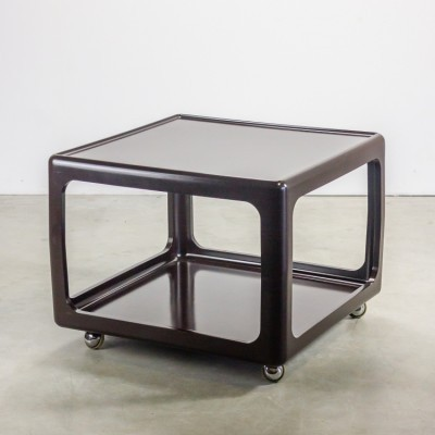 Coffee table by Peter Ghyczy for Horn Collection, 1970s