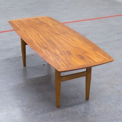 Coffee table from the fifties by unknown designer for Bovenkamp