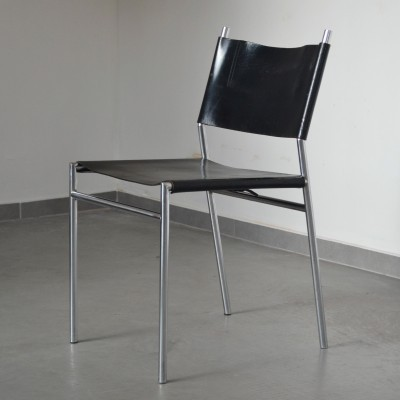 6 SE06 dinner chairs from the sixties by Martin Visser for Spectrum