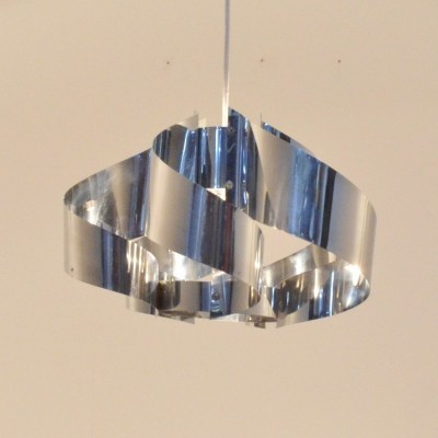 Hanging lamp from the seventies by Max Sauze for unknown producer