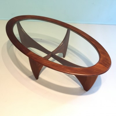 3 coffee tables from the sixties by unknown designer for GPlan