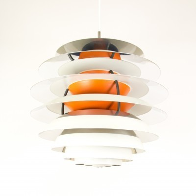 Kontrast hanging lamp from the sixties by Poul Henningsen for Louis Poulsen