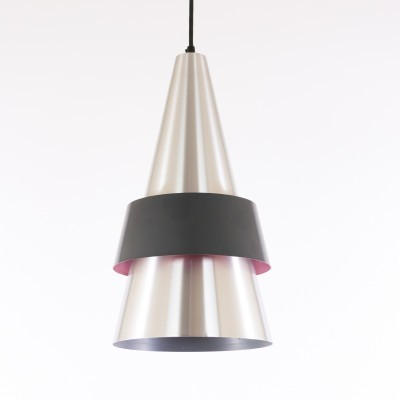 Corona hanging lamp from the sixties by Jo Hammerborg for Fog & Mørup