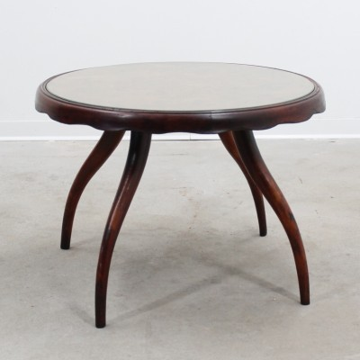Osvaldo Borsani coffee table, 1940s