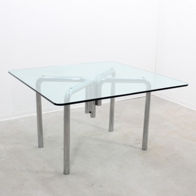 Dining table from the sixties by Gastone Rinaldi for unknown producer