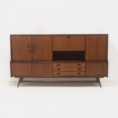 Sideboard from the fifties by Louis van Teeffelen for Wébé