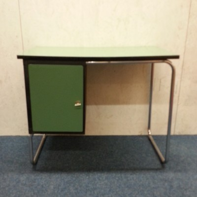 Writing desk from the fifties by unknown designer for Torck