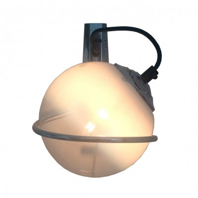 Wall lamp from the seventies by unknown designer for Targetti Sankey