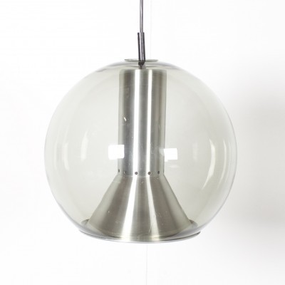 Globe hanging lamp by Frank Ligtelijn for Raak Amsterdam, 1950s