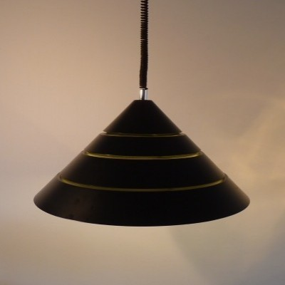 T-921 hanging lamp from the seventies by Hans Agne Jakobsson for Markaryd