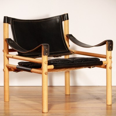 Sirocco lounge chair by Arne Norell for Aneby Møbler, 1960s