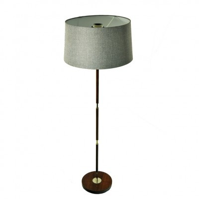 Floor lamp from the sixties by unknown designer for Hala Zeist