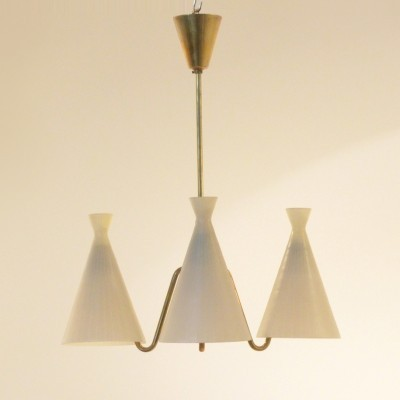 Hanging lamp from the fifties by unknown designer for Fog & Mørup