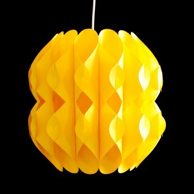 Hanging lamp from the sixties by unknown designer for Zicoli
