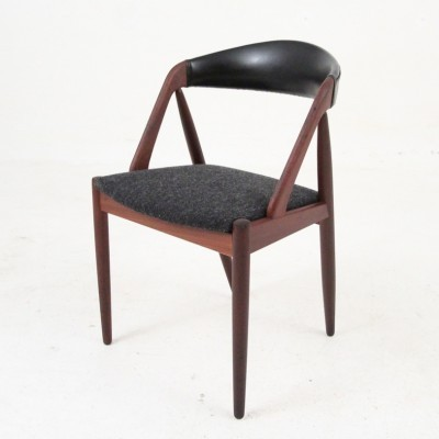 Dinner chair from the fifties by Kai Kristiansen for unknown producer