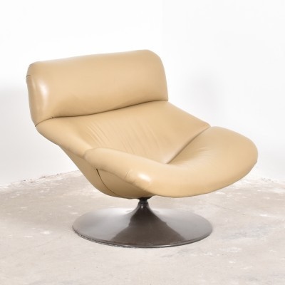 F518 lounge chair from the fifties by Geoffrey Harcourt for Artifort