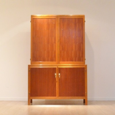 Cabinet from the fifties by David Rosén for Nordiska Kompaniet