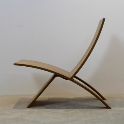 Laminex lounge chair from the sixties by Jens Nielsen for Westnofa