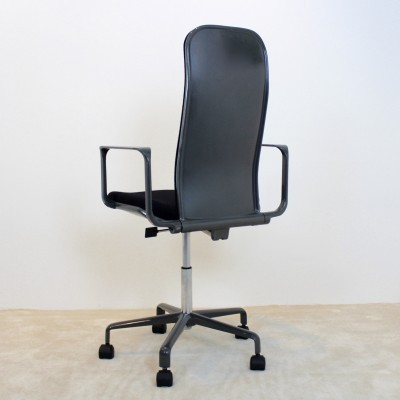 Hille Supporto office chair by Frederick Scott for Hille, 1970s