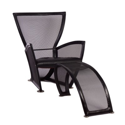 Prive lounge chair from the eighties by Paolo Nava for Arflex