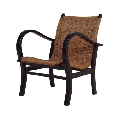 Arm chair from the thirties by unknown designer for unknown producer