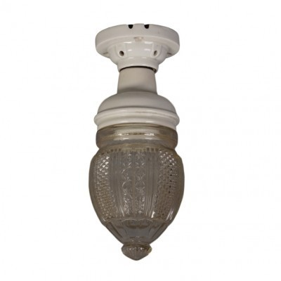 Ceiling lamp from the thirties by unknown designer for unknown producer
