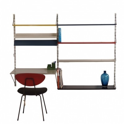Wall unit from the sixties by Tjerk Reijenga for Pilastro