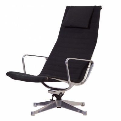 EA124 lounge chair from the fifties by Charles & Ray Eames for Herman Miller