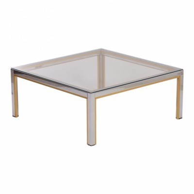 Coffee table from the seventies by Renato Zevi for unknown producer