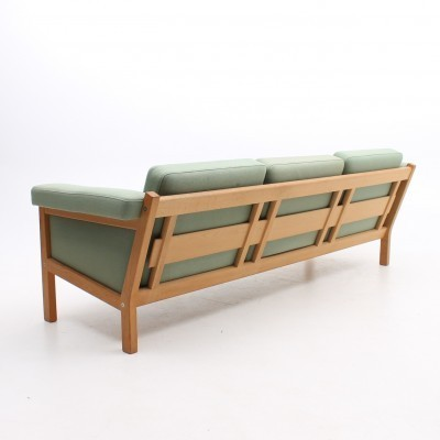 Set of 2 GE240 sofas from the sixties by Hans Wegner for Getama