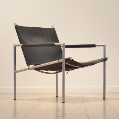 SZ02 lounge chair from the sixties by Martin Visser for Spectrum