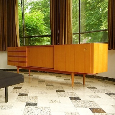 Stuttgart sideboard from the sixties by unknown designer for Wilhelm Renz