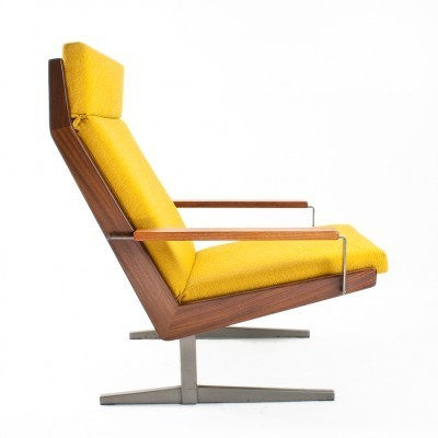 Lotus lounge chair from the fifties by Rob Parry for Gelderland