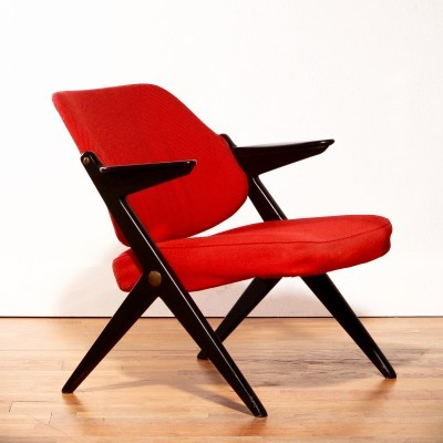 Arm chair from the fifties by Bengt Ruda for Nordiska Kompaniet