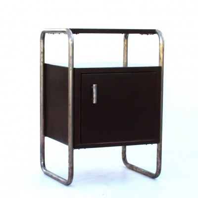 N1 side table from the fifties by Robert Slezák for Slezak