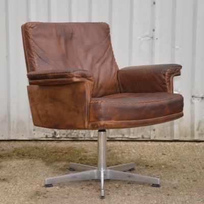 DS 35 arm chair from the sixties by De Sede Design Team for De Sede