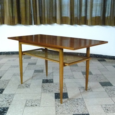 Coffee table from the sixties by unknown designer for Wilhelm Knoll