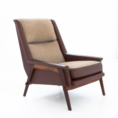 Arm chair from the fifties by unknown designer for unknown producer