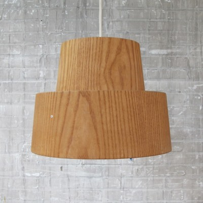 Hanging lamp from the sixties by Hans Agne Jakobsson for AB Ellysett Markaryd