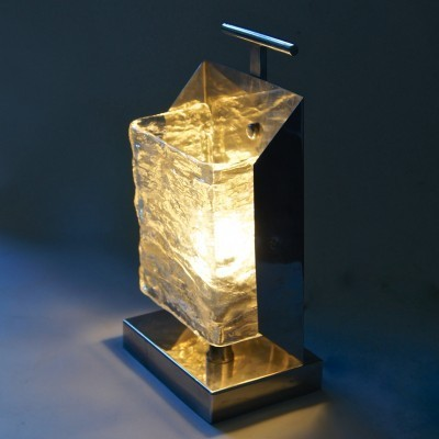 Desk lamp from the seventies by Carlo Nason for unknown producer