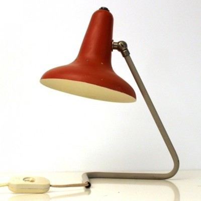 Desk lamp by Gino Sarfatti for Arteluce, 1950s