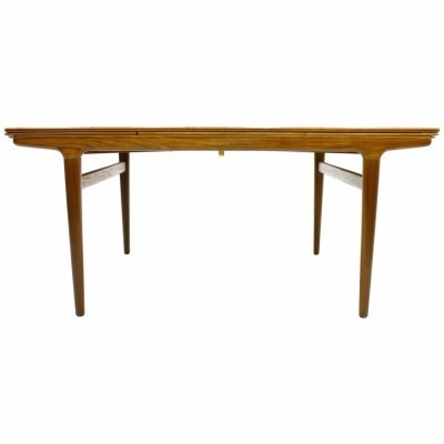 Dining Table by Johannes Andersen for Unknown Manufacturer