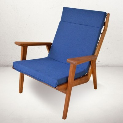 Model 1611 arm chair from the fifties by Rob Parry for Gelderland