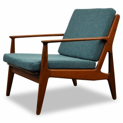 Lounge chair from the fifties by Arne Vodder for Vamo Sønderborg